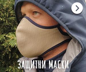 Защитни маски за лице от плат