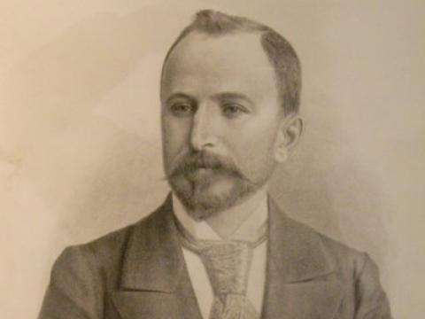 Алеко Константинов портрет