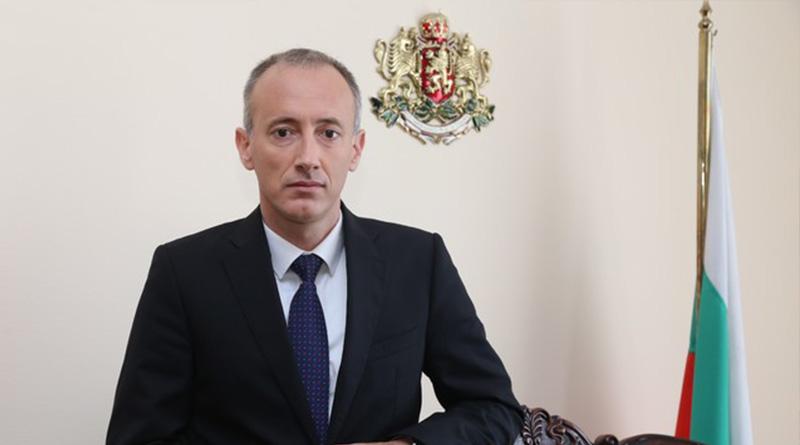 Министър Красимив Вълчев