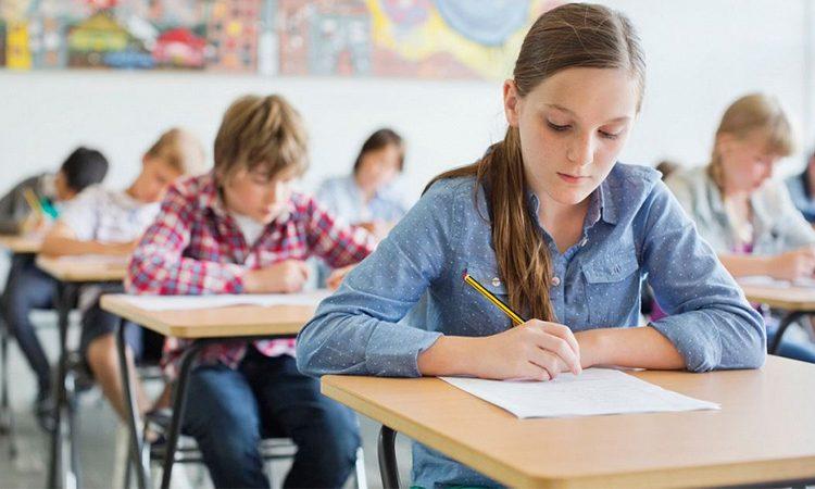 Днес се провежда НВО по математика за 7 клас